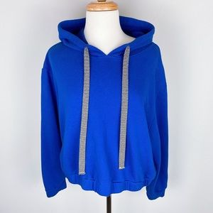 Wild Fable Long Sleeve Cropped Hoodie